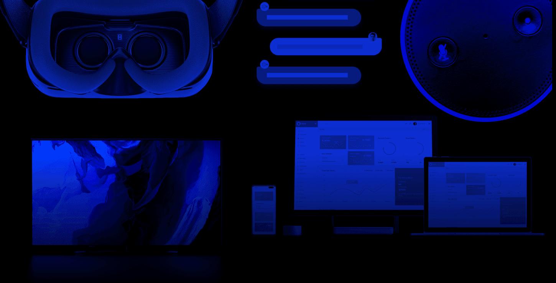 Various app design elements